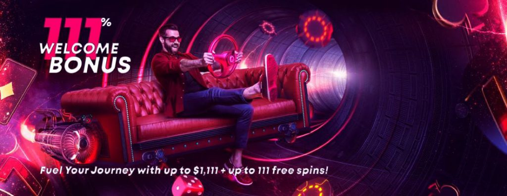 BetSofa welcome bonus on sign up in Canada